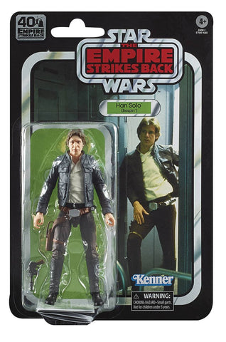 "Star Wars The Black Series 6"" HAN SOLO Bespin (The Empire Strikes Back 40th Anniversary)"