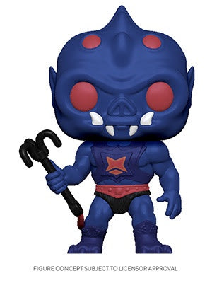 Funko Pop! Animation WEBSTOR (Masters of the Universe)(Available for Pre-Order) - Brads Toys
