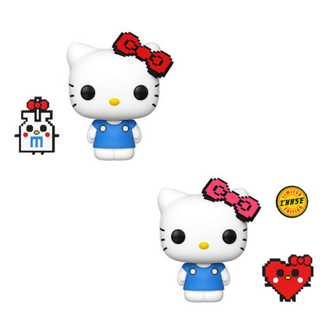 Funko Pop! Sanrio HELLO KITTY Anniversary Chase OR Common (Available for Pre-Order)