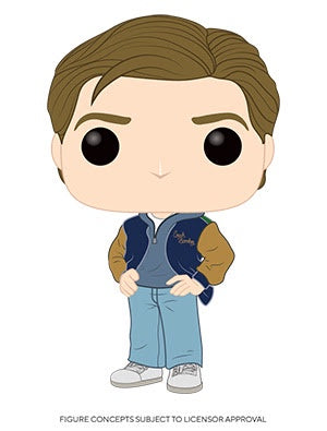 Pop! Disney COACH BOMBAY (Mighty Ducks)(Available for Pre-Order) - Brads Toys