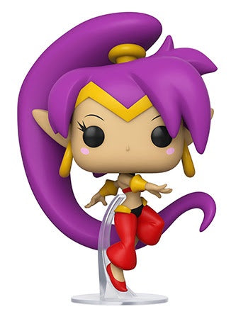 Funko Pop! Games SHANTAE (Available for Pre-Order)