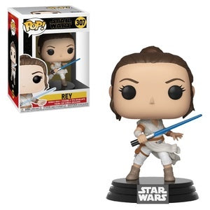 Funko Pop! Star Wars REY #307 (Rise of Skywalker) - Brads Toys