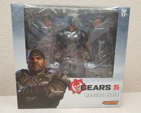 Storm Collectibles MARCUS FENIX (Gears of War 5)