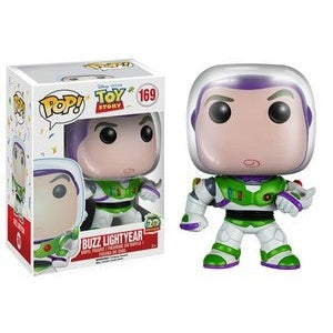 Funko Pop! Disney #169 BUZZ LIGHTYEAR (Toy Story) - Brads Toys