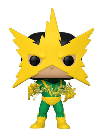 Funko Pop! Marvel 1st Appearance ELECTRO (Specialty Series Exclusive)(80th Anniversary) - Brads Toys