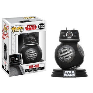 Funko Pop! Star Wars #202 BB-9E (The Last Jedi) - Brads Toys
