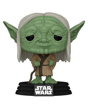 Pop! Star Wars Concept YODA (Available for Pre-Order)