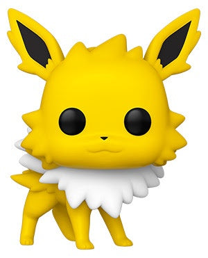 Pop! Games JOLTEON (Pokemon)(Available for Pre-Order)