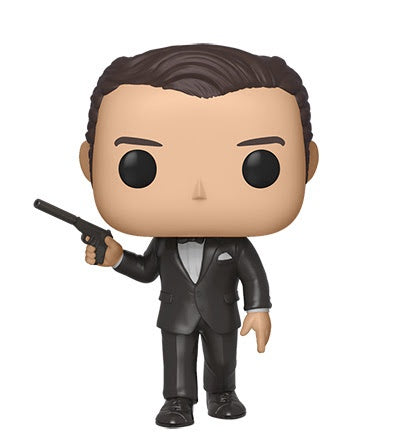 Funko Pop! Movies PIERCE BROSNAN Goldeneye (James Bond)(Available for Pre-Order)