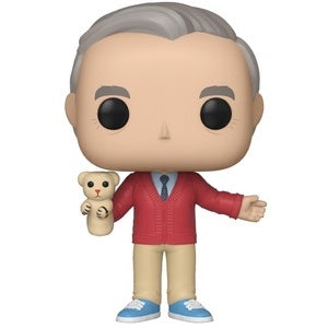 Funko Pop! Movies #783 MISTER ROGERS (A Beautiful Day in the Neighborhood) - Brads Toys