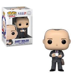 Funko Pop! Television #724 GARY WALSH (Veep) - Brads Toys