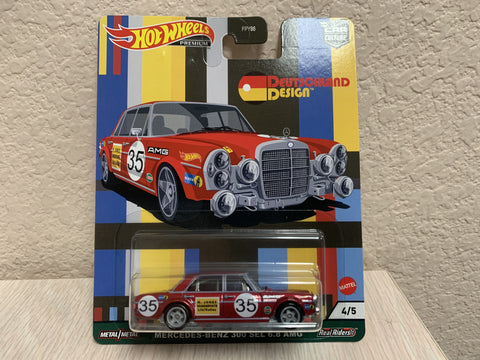 MTFPY86C2 Car Culture Deutschland Design Mercedes-Benz 300 SEL 6.8 AMG