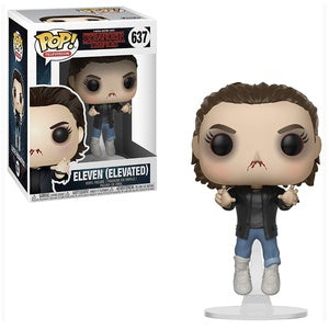 Funko Pop! Television #637 ELEVEN Elevated (Stranger Things) - Brads Toys
