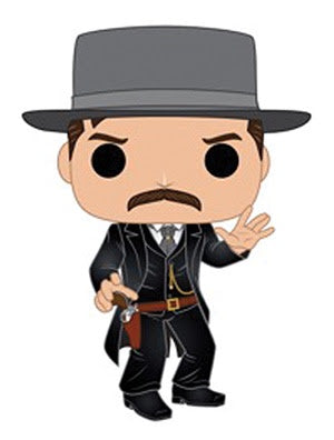 Funko Pop! Movies MORGAN EARP (Tombstone) - Brads Toys