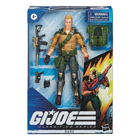 "GI Joe Classified Series 6"" DUKE"