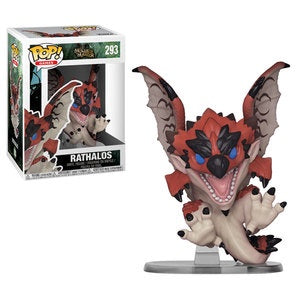 Funko Pop! Games #293 RATHALOS (Monster Hunter) - Brads Toys