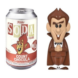 Funko Soda COUNT CHOCULA (Cereal Monsters) - Brads Toys