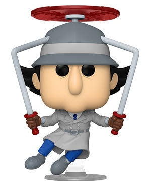 Pop! Animation INSPECTOR GADGET FLYING ( Available for Pre-Order)