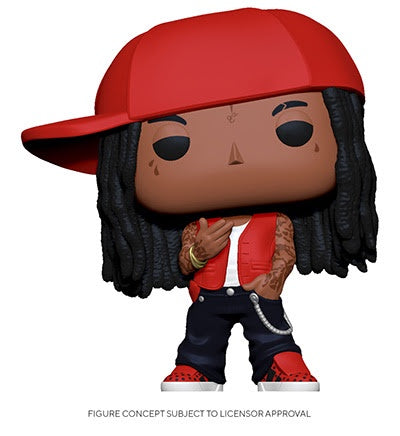 Funko Pop! Rocks LIL WAYNE (Available for Pre-Order) - Brads Toys