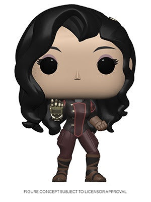 Funko Pop! Animation ASAMI SATO (Legend of Korra)(Available for Pre-Order) - Brads Toys