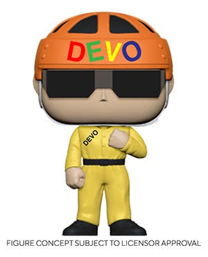 Pop! Rocks SATISFACTION (Yellow Suit)(Available for Pre-Order)