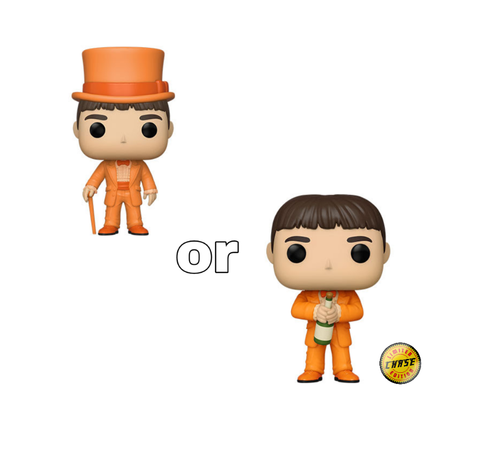 Pop! Movies LLOYD in TUX w/Chase Variant (Dumb & Dumber)(Available for Pre-Order)