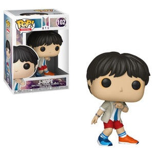 Funko Pop! Rocks J-HOPE (BTS) - Brads Toys