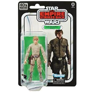 "Star Wars The Black Series 6"" LUKE SKYWALKER Bespin (The Empire Strikes Back 40th Anniversary)"