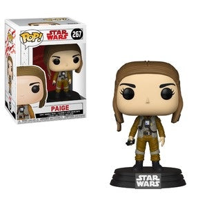Funko Pop! Star Wars #267 PAIGE (The Last Jedi) - Brads Toys