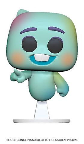 Pop! Disney 22 (SOUL)(Available for Pre-Order) - Brads Toys