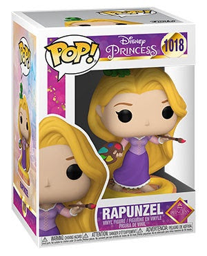 Pop! Disney RAPUNZEL (Ultimate Princess)(Available for Pre-Order)