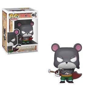 Funko Pop! Animation PANTHERLILY (Fairy Tail) - Brads Toys