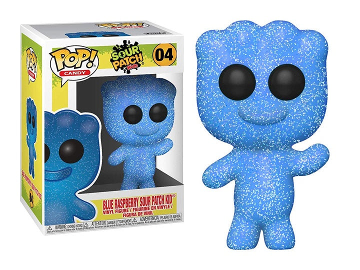 Pop! Sour Patch Kids BLUE #04