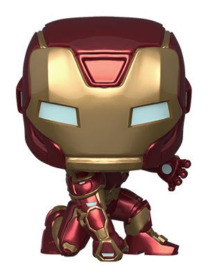 Pop! Marvel Avengers IRON MAN Stark Tech Suit (Available for Pre-Order) - Brads Toys
