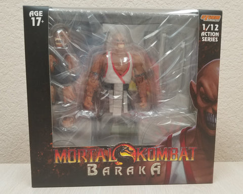 Storm Collectibles BARAKA (Mortal Kombat 2)