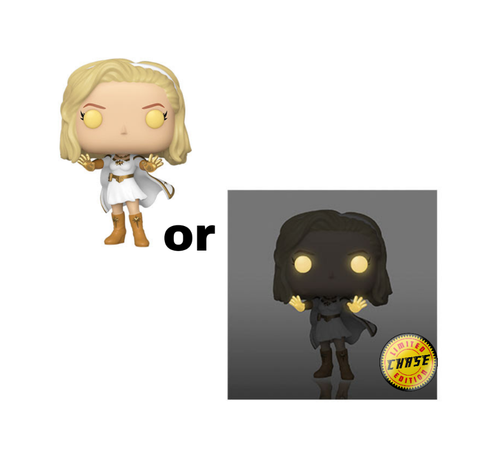 Pop! TV STARLIGHT w/Glow Chase Variant (the Boys)(Available for Pre-Order)