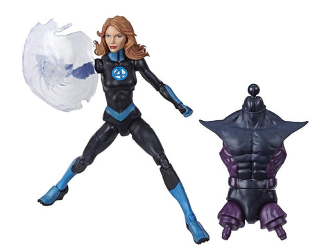 Marvel Legends INVISIBLE WOMAN Super Skrull Series (Fantastic Four) - Brads Toys