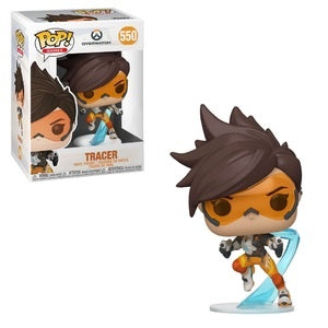 Funko Pop! Games #550 TRACER (Overwatch 2)