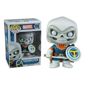 Funko Pop! Marvel #124 TASKMASTER Walgreens Exclusive - Brads Toys