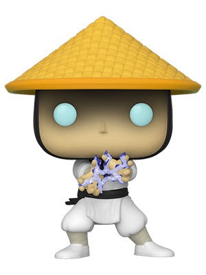 Funko Pop! Games RAIDEN (Mortal Kombat) - Brads Toys