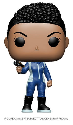 Funko Pop! Star Trek: Discovery MICHAEL BURNHAM (Available for Pre-Order) - Brads Toys