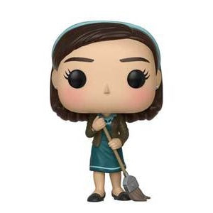 Funko Pop! Movies #626 ELISA w/ Broom (The Shape of Water) - Brads Toys