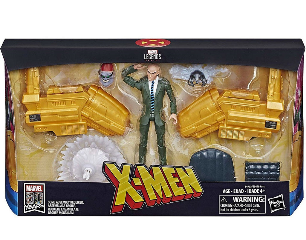 Marvel Legends PROFESSOR X w/ Hoverchair - Brads Toys
