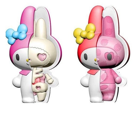 Sanrio Kaitai Fantasy MY MELODY X-Ray Mini Statue