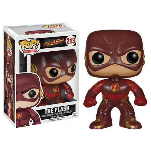 Funko Pop! Television #213 THE FLASH (TV Series) - Brads Toys
