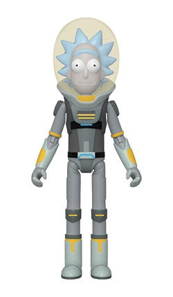 Funko Action Figure SPACE SUIT RICK - Brads Toys