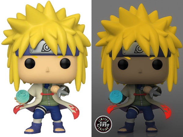 Pop! Animation MINATO NAMIKAZE RASENGAN w/Glow Chase (Naruto)(AAA Exclusive)(Available for Pre-Order)
