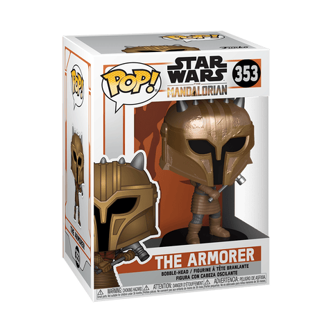 Funko Pop! Star Wars #353 THE ARMORER (The Mandalorian)