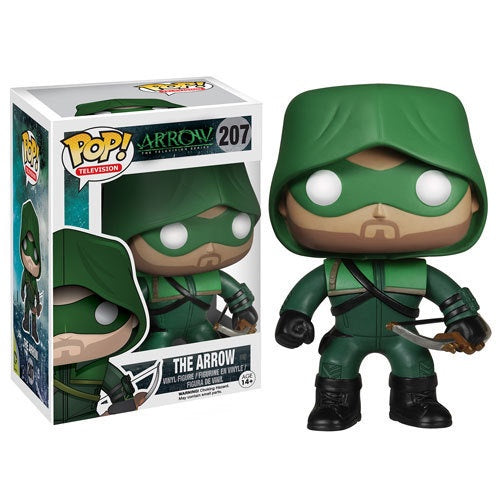 Funko Pop! Television #207 THE ARROW (Arrow TV Series) - Brads Toys