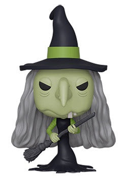 Funko Pop! Disney WITCH (Nightmare Before Christmas) - Brads Toys